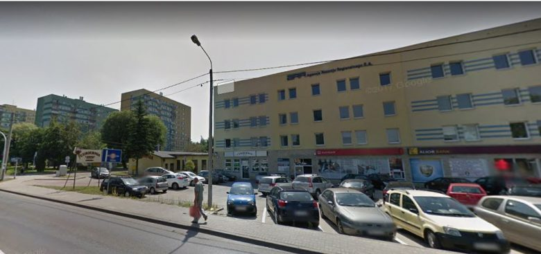 ARR SA Cieszyńska St. Bielsko-Biała
